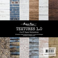 Paper Rose - 6 x6 Collection Pack - Textures 1.0