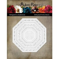 Paper Rose - Dies - Lots and Lots of Octagons
