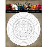 Paper Rose - Dies - Lots and Lots of Circles