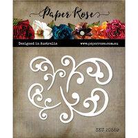 Paper Rose - Dies - Chunky Flourish