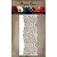 Paper Rose - Dies - Decorative Border