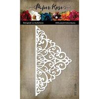 Paper Rose - Dies - Decorative Corner 2