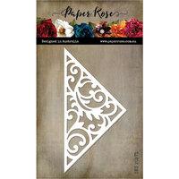 Paper Rose - Dies - Decorative Corner 3