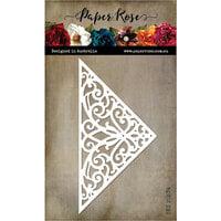 Paper Rose - Dies - Decorative Corner 4