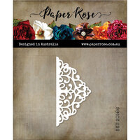 Paper Rose - Dies - Rounded Decorative Corner 2
