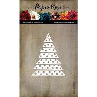 Paper Rose - Dies - Washi Tape Christmas Tree