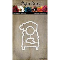Paper Rose - Dies - Christmas - Summer Santa