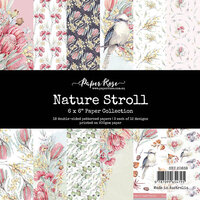 Paper Rose - 6 x 6 Collection Pack - Nature Stroll