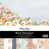Paper Rose - 12 x 12 Collection Pack - Miss Penelope