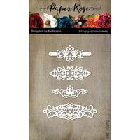 Paper Rose - Dies - Ornate Elements