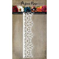 Paper Rose - Dies - Layered Pinwheel Lace Border