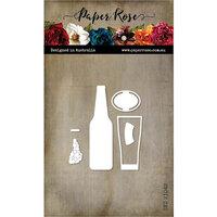 Paper Rose - Dies - Beer Bottle 2