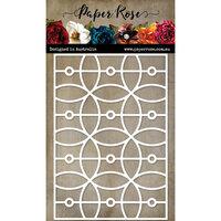 Paper Rose - Dies - Chloe's Coverplate Layer 1