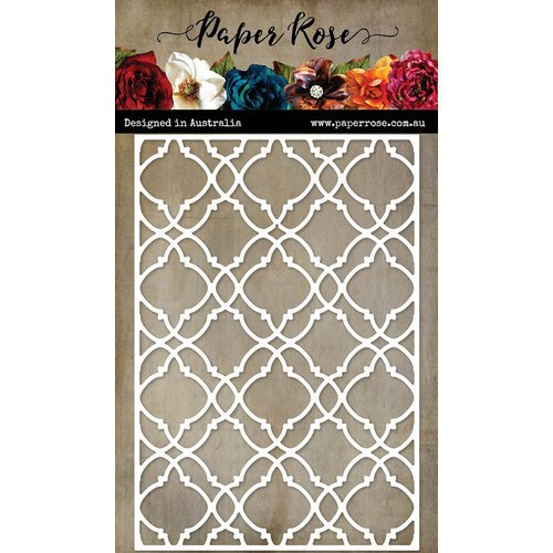 Paper Rose - Dies - Chloe's Coverplate Layer 2