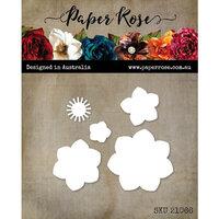 Paper Rose - Dies - Bella Flower