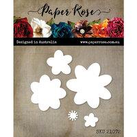 Paper Rose - Dies - Lydia Flower