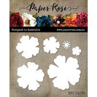 Paper Rose - Dies - Margot Flower