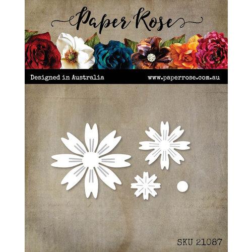 Paper Rose - Dies - Zara Flower