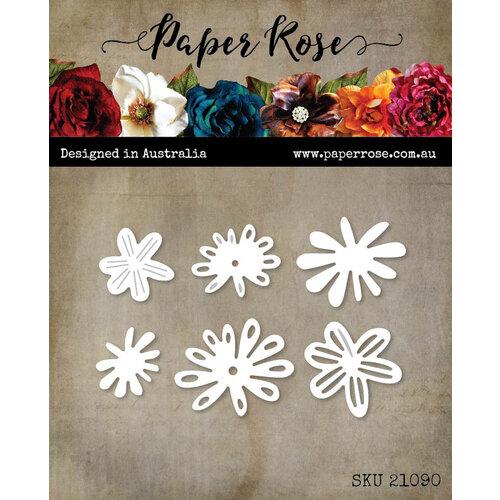 Paper Rose - Dies - Sophie Flower