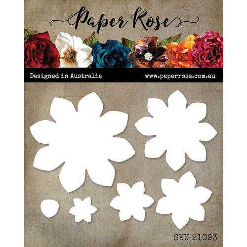 Paper Rose - Dies - Laurel Flower