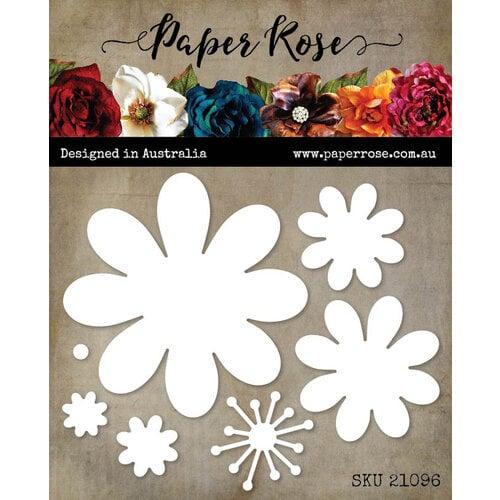 Paper Rose Moira Flower die