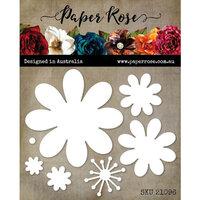 Paper Rose - Dies - Moira Flower