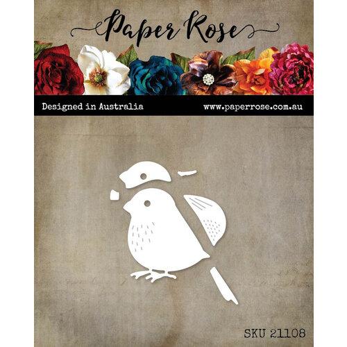 Paper Rose - Dies - Little Bird Builder 1