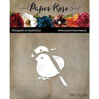 Paper Rose - Dies - Little Bird Builder 1