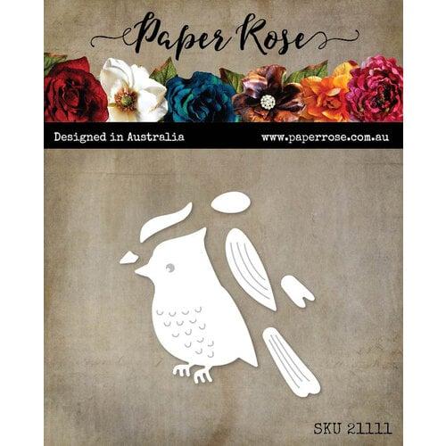 Paper Rose - Dies - Little Bird Builder 2