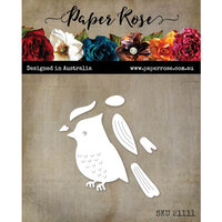 Paper Rose - Dies - Little Bird Builder 2