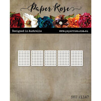 Paper Rose - Dies - LED Display