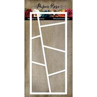 Paper Rose - Dies - Slimline - Comic Strip 1