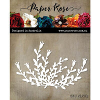 Paper Rose - Dies - Honeysuckle Plant