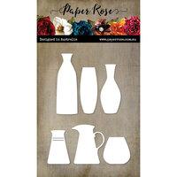 Paper Rose - Dies - Little Vases
