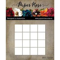 Paper Rose - Dies - Amy's Quilt Block