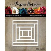 Paper Rose - Dies - Sandra's Quilt Block