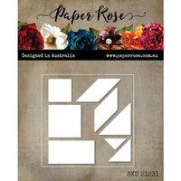 Paper Rose - Dies - Emily's Quilt Block