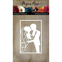 Paper Rose - Dies - Wedding Kiss