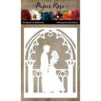 Paper Rose - Dies - Romance Arch