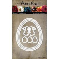 Paper Rose - Dies - Eggs And Bunnies