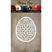 Paper Rose - Dies - Flourish Egg 1