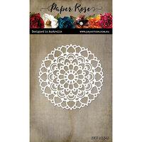 Paper Rose - Dies - Mandala Flower