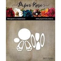 Paper Rose - Dies - Bunny Builder Small