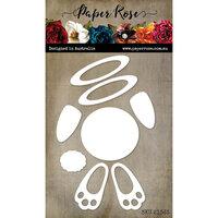 Paper Rose - Dies - Bunny Builder Large
