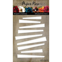Paper Rose - Dies - Wonky Stack Background