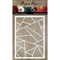 Paper Rose - Dies - Paper Piece Rectangle