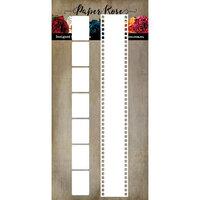 Paper Rose - Dies - Film Strip Duo
