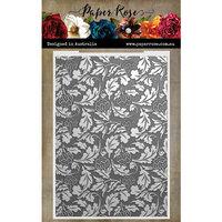 Paper Rose - 3D Embossing Folder - Sweet Vines