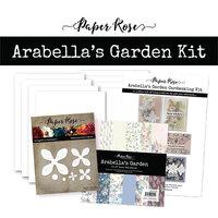 Paper Rose - Cardmaking Kit - Arabella's Garden