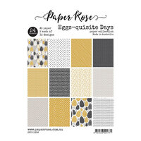 Paper Rose - A5 Collection Pack - Eggs-quisite Days